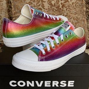 Converse CTAS OX White/Pink/Egret men's